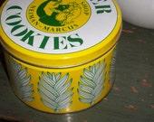 Awesome Vintage Tin