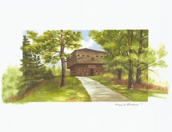 Muskegon Blockhouse