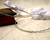 STEFANA Wedding Crowns -  Orthodox Stefana - Bridal Crowns  TIARA - One Pair