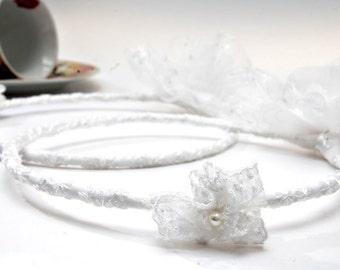 STEFANA Wedding Crowns - Orthodox Stefana - Bridal Crowns KARMEN - One Pair