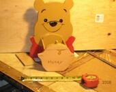 Whinnie Pooh Honey Bear planter box