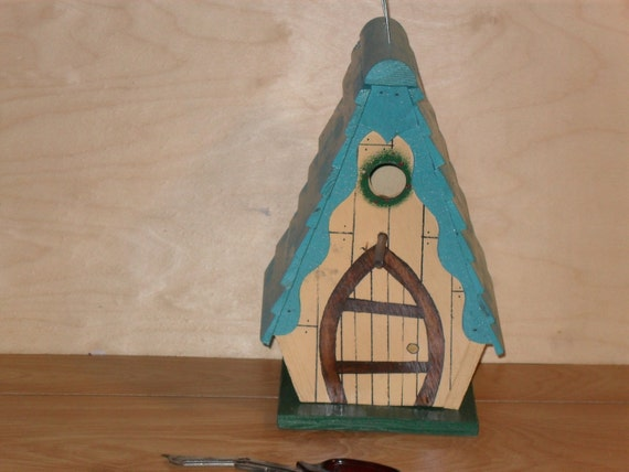 Gnome Country, Birdhouse