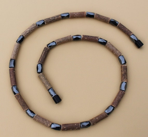 """Hazelwood with Magnetic Therapy 16"""" Necklace for Adults - Natural Healing Jewelry - In stock and ready to ship from the USA"""