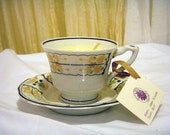 SALE Demitasse Tea Cup Candle