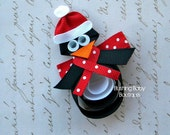 Paulie the Penguin- Perfect for Christmas and Winter--