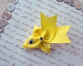 Little Goldfish Clip-- Perfect for Spring-- Birthdays and Baby Showers
