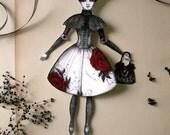 Best Friends  - Amelia - Paper doll