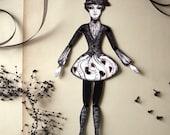 Best Friends  - Sophia - Paper doll