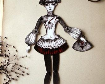 Best Friends  - Jasmine - Paper doll