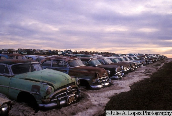 Wrecking Yards In Oregon : Items similar to car photography old chevy chevrolet