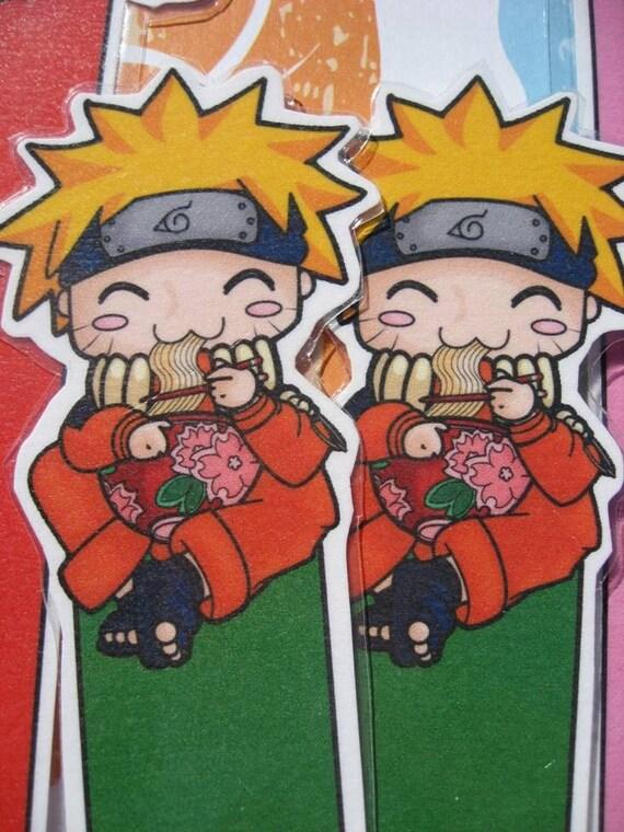 Cute Chibi Naruto Bookmark