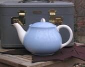 RESERVED Antique Alice in Wonderland Tea Pot, Villeroy & Boch