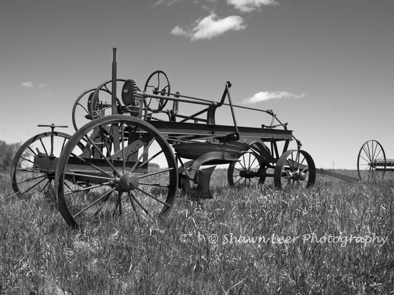 Horse Drawn Road Grader