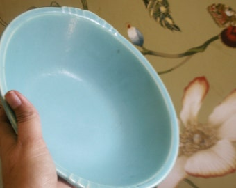 Turquoise Mixing Bowl