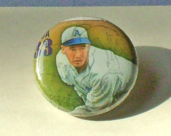 Lefty Grove Baseball Pitcher 1 inch Button set US Postage Stamp