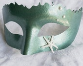 Masquerade Mask-Under the Sea Bridal