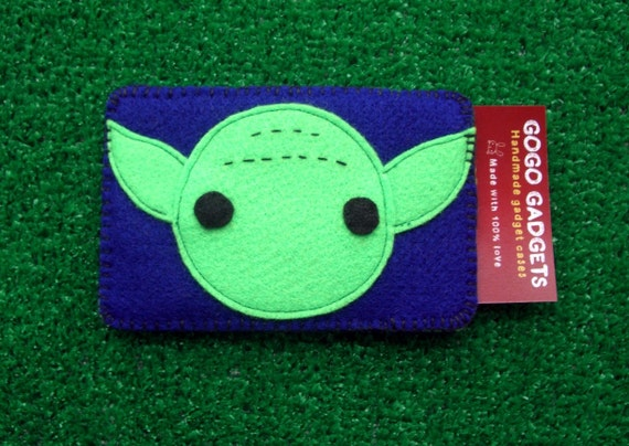 Yoda Inspired iPhone / iTouch / iPod Case