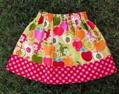Mackenzie Twirl Skirt Pattern - PDF Tutorial - EBook - Sizes 12mo - 6yr