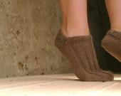 Brown Comfy Socks