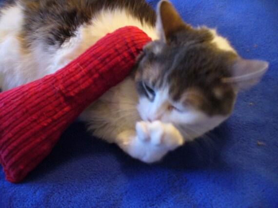 Catnip Cat Silhouette Large Kick Pillow, Rosie's Designer Toys