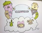 Cloud Pals