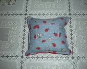 Cute Lady Bug Tooth Fairy Pillow
