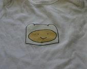 Adventure Time-Finn Onesie 18 mo.
