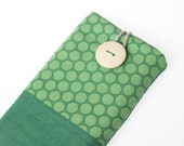 FREE SHIPPING  Iphone Ipod case -green memories-