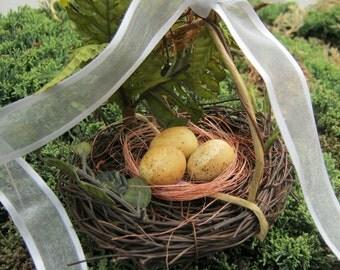 Ring Bearer Nest Egg