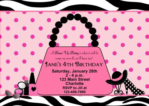 Nice Birthday Invitations was great invitations design