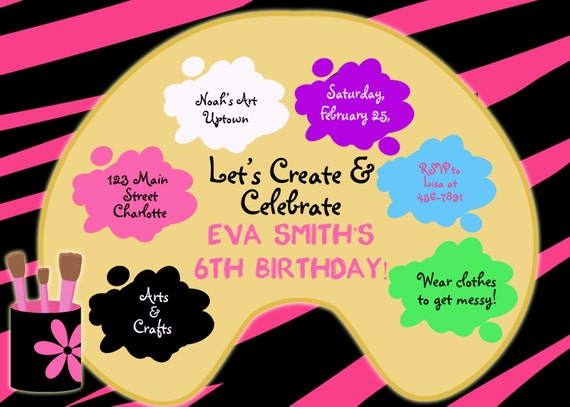 1 Birthday Invitation Wording for luxury invitation template