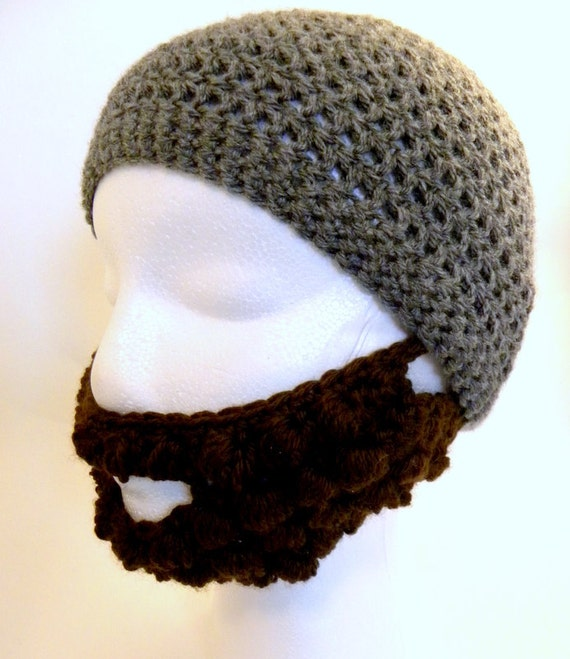 The Lumberjack -Fun and Unique Beard Hat