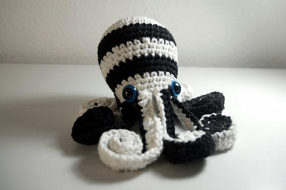 PATTERN - Octopus Amigurumi