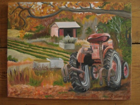 jane and paul's farm