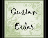 Custom lisitng for  nicole Pronti
