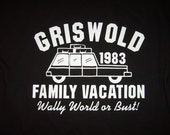 Funny Griswold Family Vacation T Shirt Available in Adult Sizes S,M,L,XL t shirt tshirt Unisex