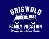 Fathers Day Funny Griswold Family Vacation T Shirt Available in Adult Sizes S,M,L,XL t shirt tshirt Unisex