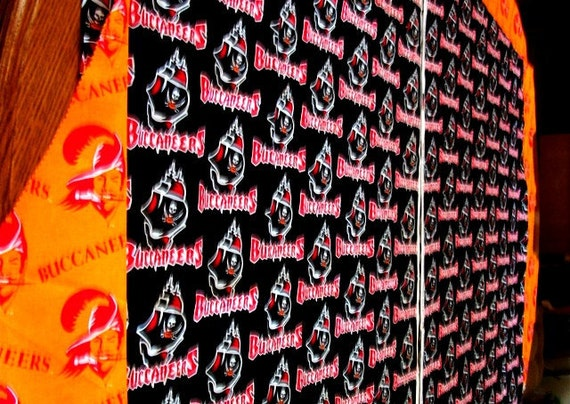 BUCCANEERS Tampa Bay NFL Fabric