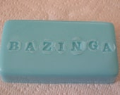 Bazinga Soap for Amanda Harris (user abh2m)