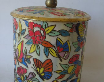 Vintage Tin Butterflies Made in England