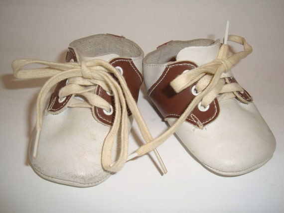 Vintage Baby Shoes Adorable
