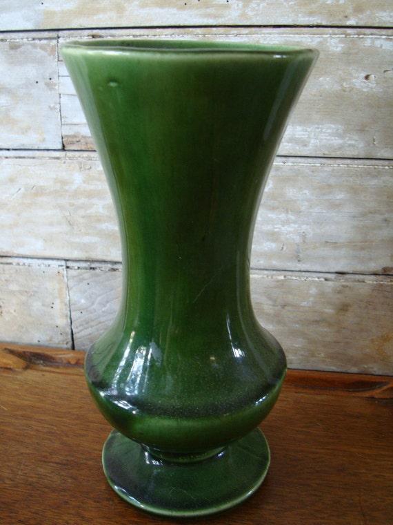 Vintage Mccoy Floraline Usa 401 Pottery Vase By Highpointfarm2010