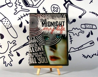The Midnight Of My Life DVD - outsider art, cult, horror, underground, psychotronic