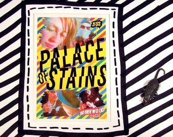 Palace Of Stains DVD-R - independent, underground, psychotronic, cult, outsider art, b movie