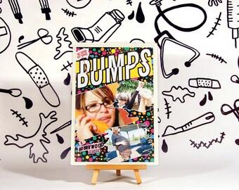 BUMPS DVD-R - independent, underground, psychotronic, cult, outsider art teen pregnancy drama movie