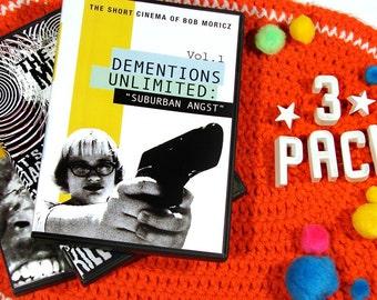 DIY Film DVD 3 Pack