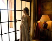 Athena Bridal - Custom Alternative Wedding Gown Draped Dress