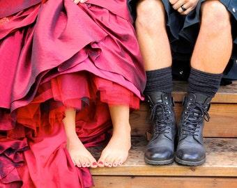 Custom Petticoat handmade Wedding - Long