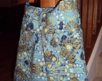Quilted Shoulder Bag
