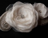 Bridal floral belt, Rhinestone sash, Crystal beaded sash, Bridal sash belt , Crystal wedding sash , Rhinestone bridal sash, Flower sash